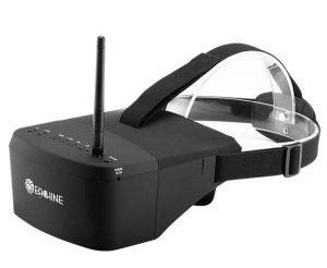 Eachine EV800 FPV Goggles Brille Fatshark Drone Drohne