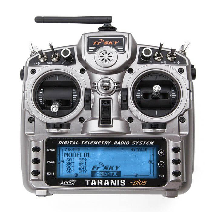 FrSky Taranis X9D Plus fpvracingdrone.de fpv racing drone drone radio fernsteuerung funke