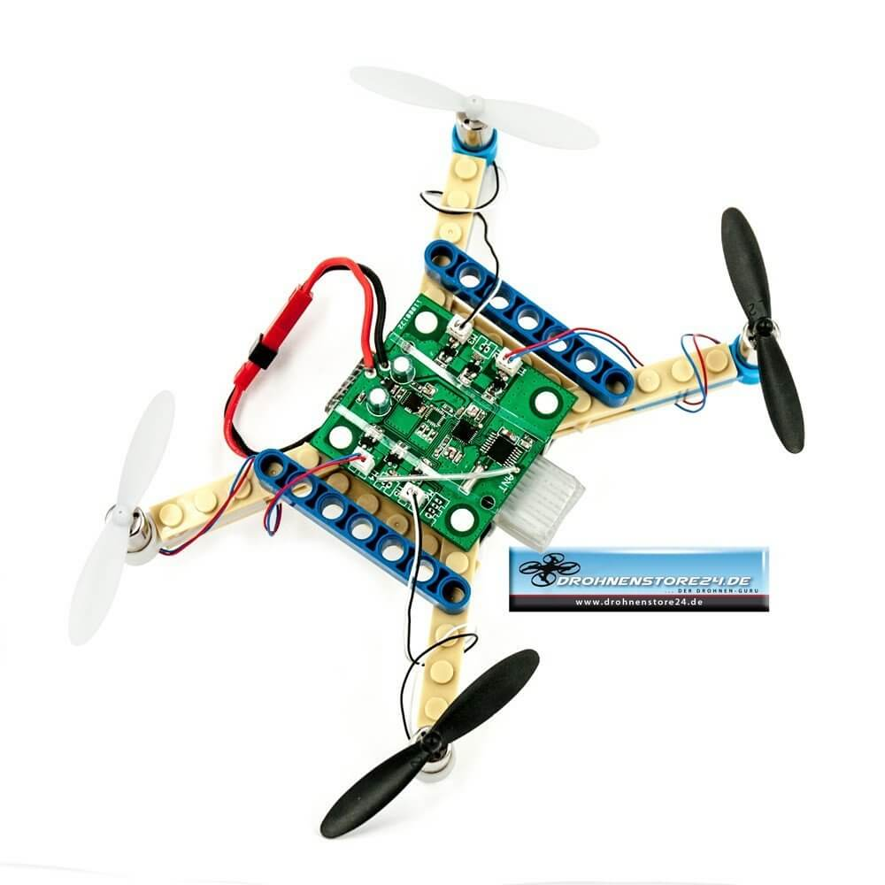 Lego Drohne 01 DS24 Anfaeger Copter drone FPVRacingdrone FPV Quadrocopter Multirotor