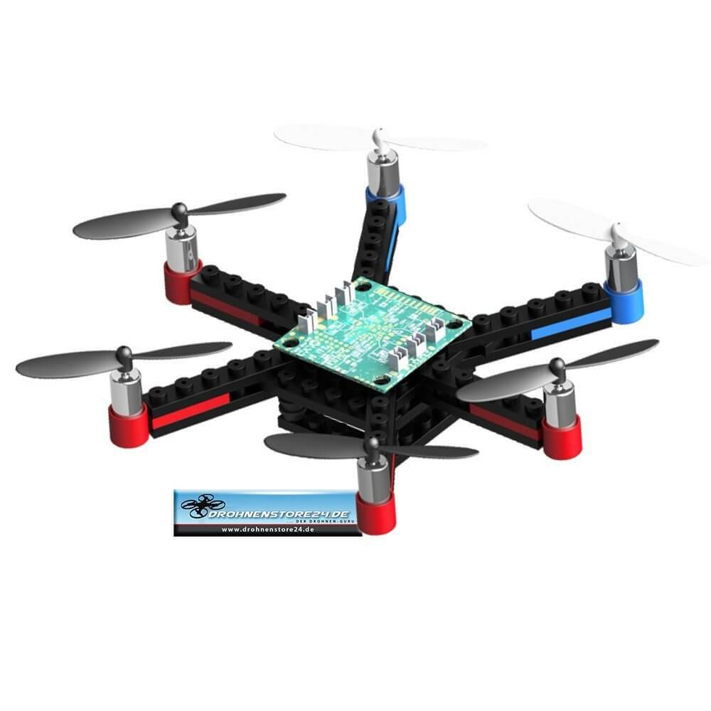 Lego Drohne DS24 Baustein Hexacopter drone FPVRacingdrone FPV Quadrocopter Multirotor
