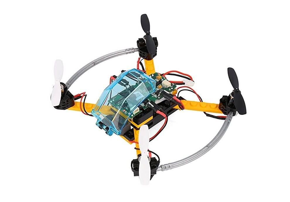Lego Drohne FLY-GO ARF drone FPVRacingdrone FPV Quadrocopter Multirotor