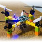 Lego Drohne