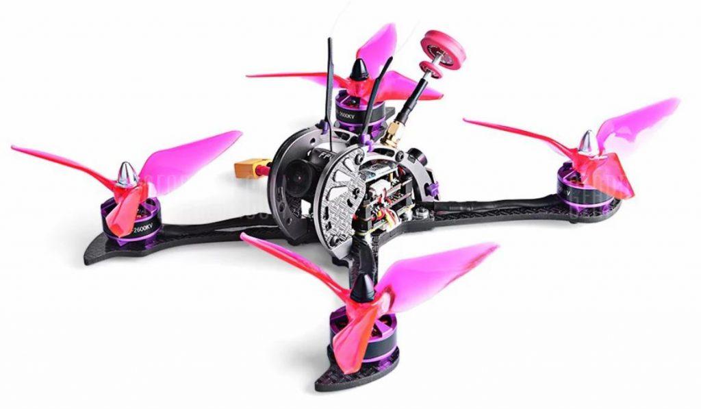 Ich hab endlich meine Drohne von UAVFutures bekommen!!!