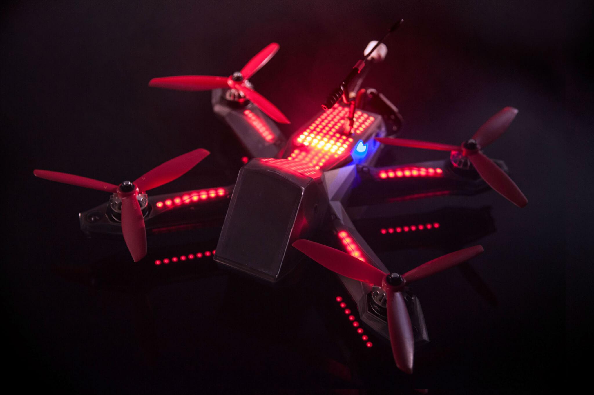 DRL racer 3 R3 Race Drohne Drone FPV Racingquad FPVRacingdrone.de