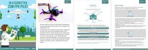 FPV Drohnen fliegen lernen - In 8 Schritten zum FPV Pilot Buch Download FPVRacingDrone