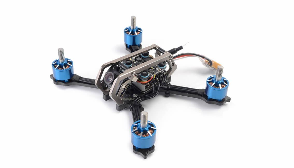 Diatone GT M3 3 Inch FPV racing drone blue blau Drohne gopro fpvracingdrone