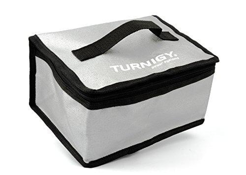 Turnigy Lipo Bag Batterie Tasche Sicherheitstasche für FPV Racing Drohnen Akkus