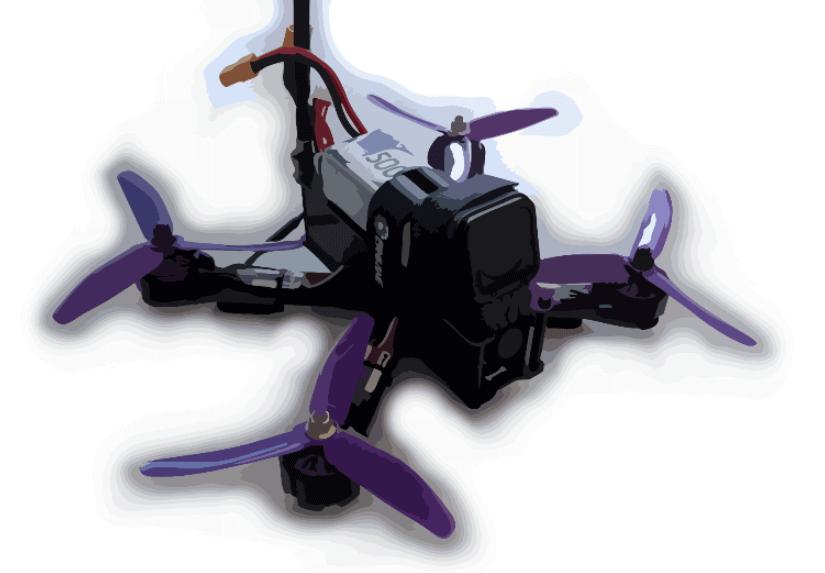 Wizard-X220 Drohne Drone 250g bis 5 kg