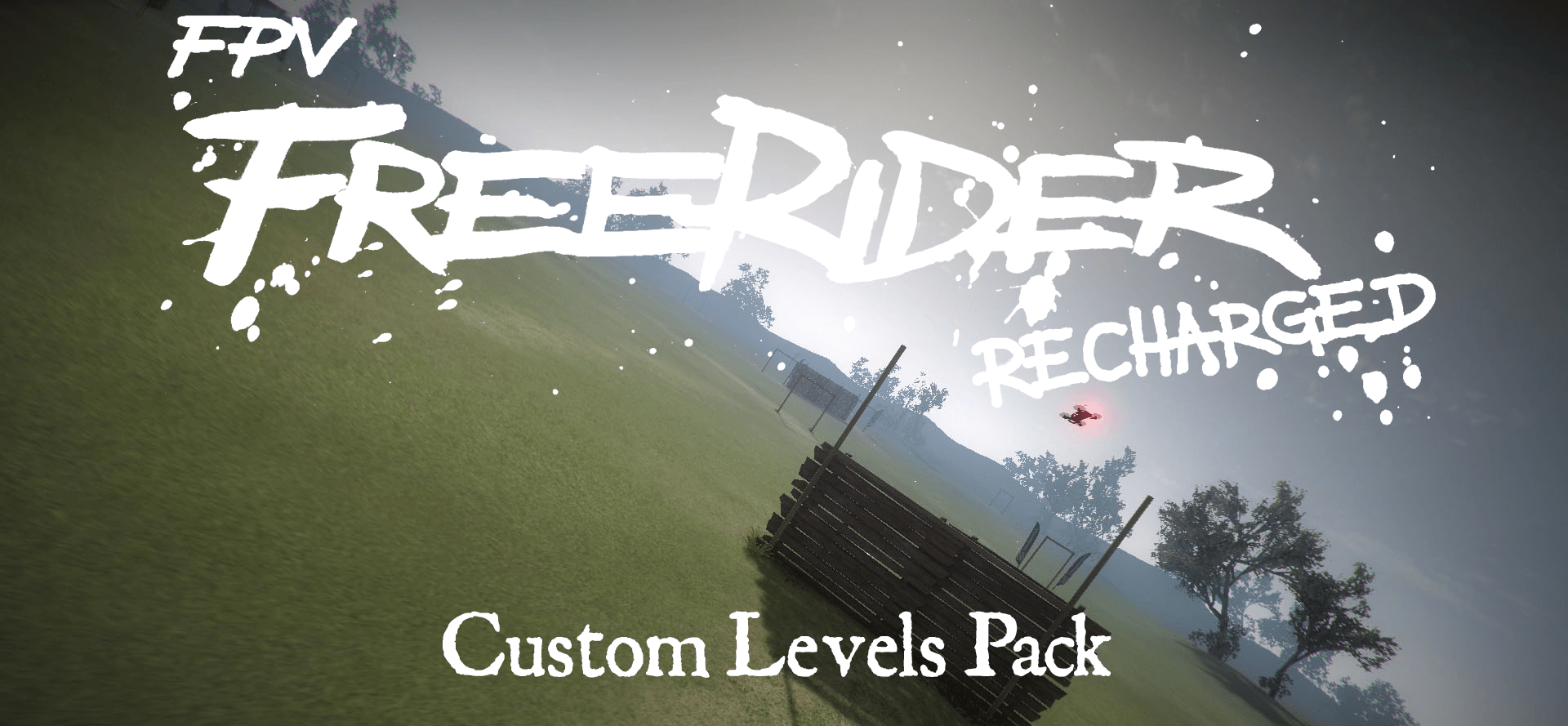 FPV Freerider Recharged Custom Maps Pack Logo