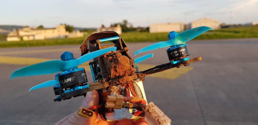 Die beste Einsteiger-Drohne: HGLRC XJB-145