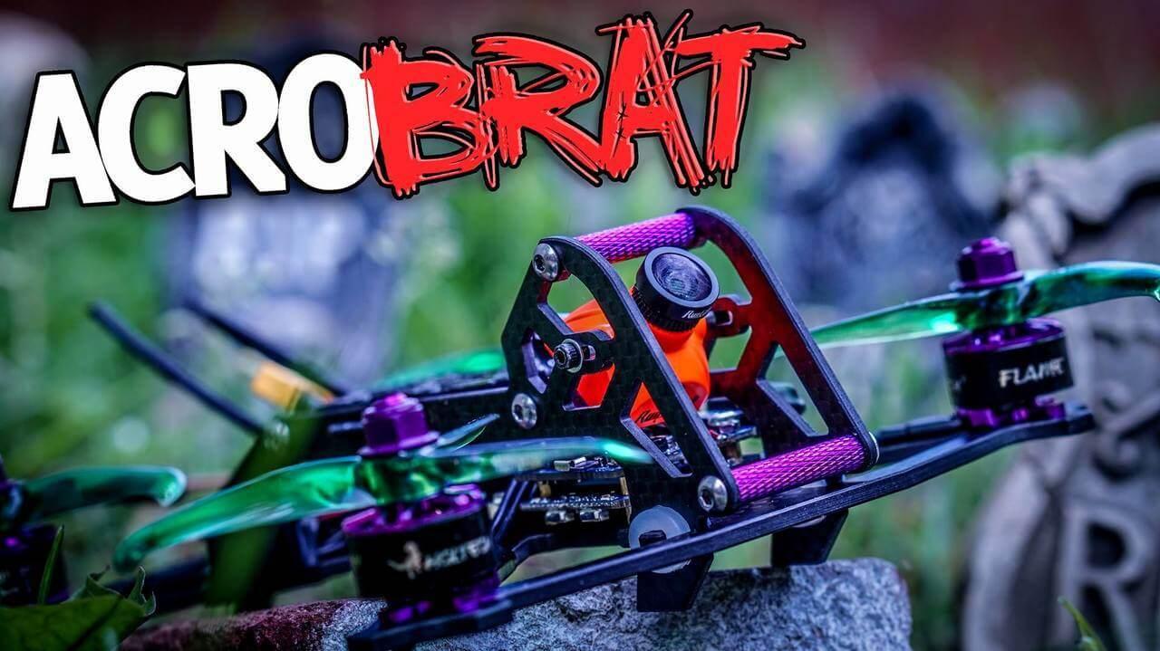 Rotor Riot Ummagawd Acrobrat