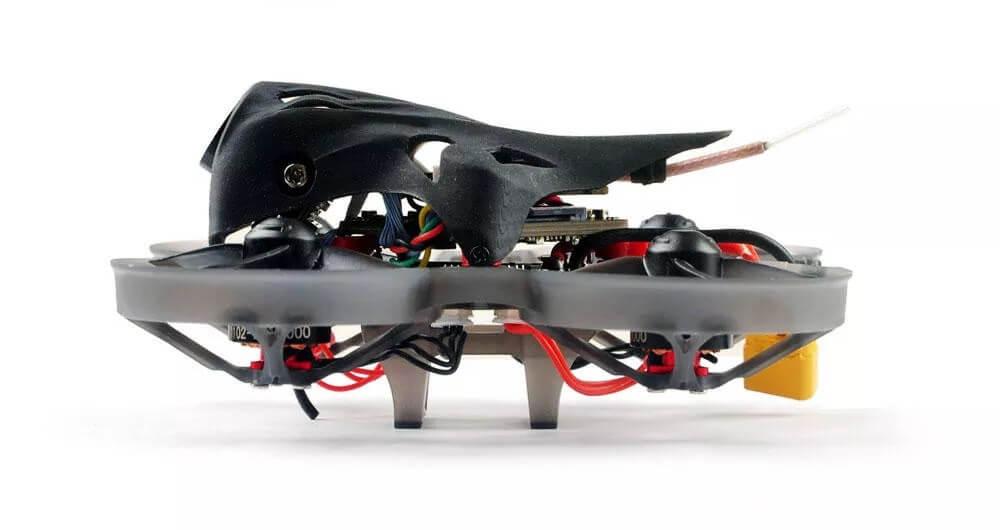 Happymodel Mobula7 HD CineWhoop Mini FPV Racing Drohne vonder Seite