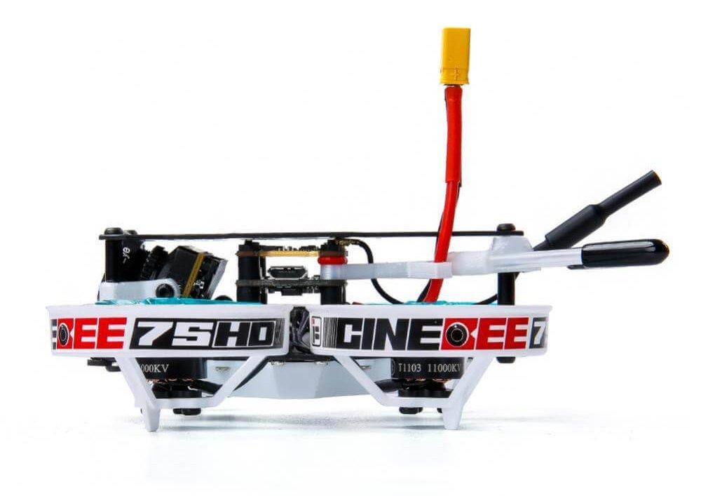 iFlight CineBee CineWhoop FPV Racing Drohne von der Seite